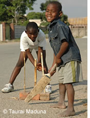 Cricket in Zimbabwe